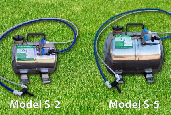 fertilizer injectors