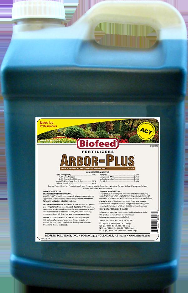Arbor-Plus Jug
