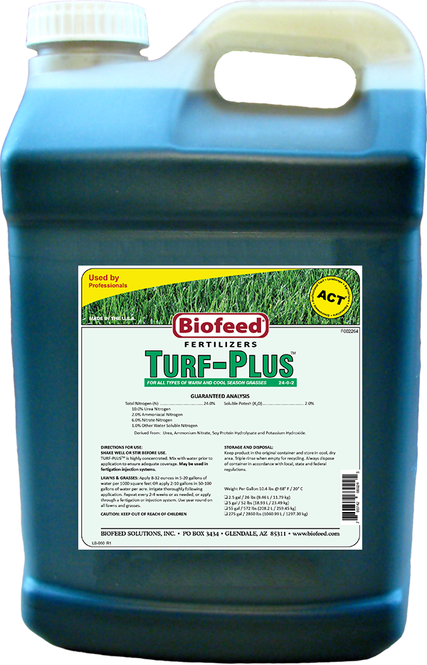 Turf-Plus Jug